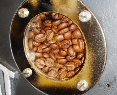 Röstung - Optimaler Röstgrad des Caffe Diavolo´s