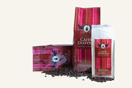 Caffe Diavolo Rosso Espresso